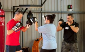Red, blue and black – meet our Red Team trainer and Program Manager of The Biggest Loser Retreat by Golden Door Australia